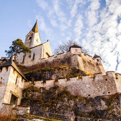 Burg Hochosterwitz in Launsdorf