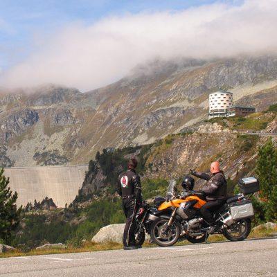 Motorradurlaub in Kärnten, Kölnbreinsperre