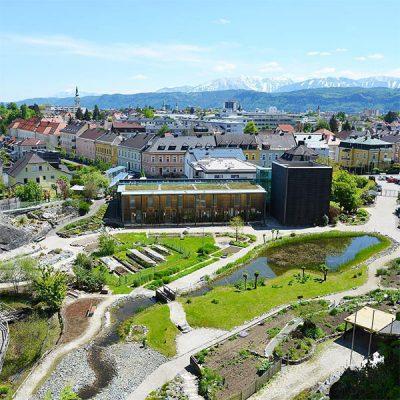 Botanischer Garten in Klagenfurt am Wörthersee