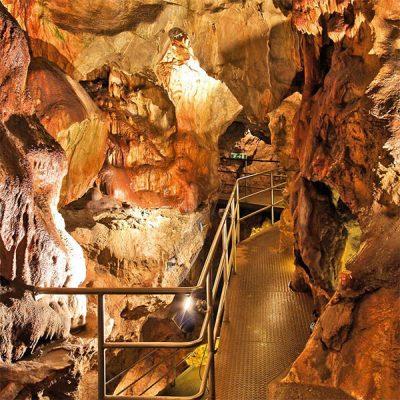 Tropfsteinhöhle Griffen in Kärnten